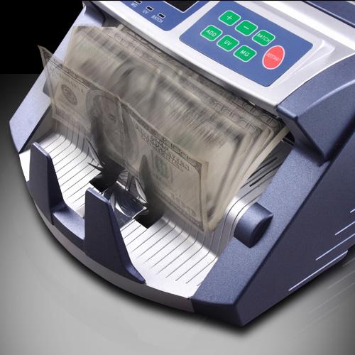 3-AccuBANKER AB 1100 PLUS UV/MG liczarka do banknotów