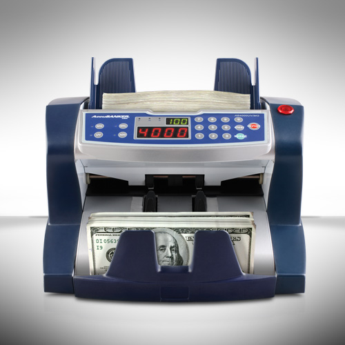 2-AccuBANKER AB 4000 UV/MG liczarka do banknotów