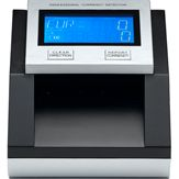 Cashtech 690 EURO+USD+GBP tester do banknotów